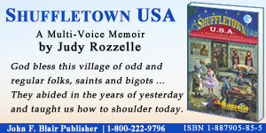 Shuffletown USA: A Multivoice Memoir